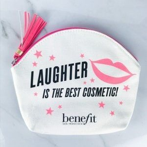 Benefit Cosmetic Beauty Bag Laughter